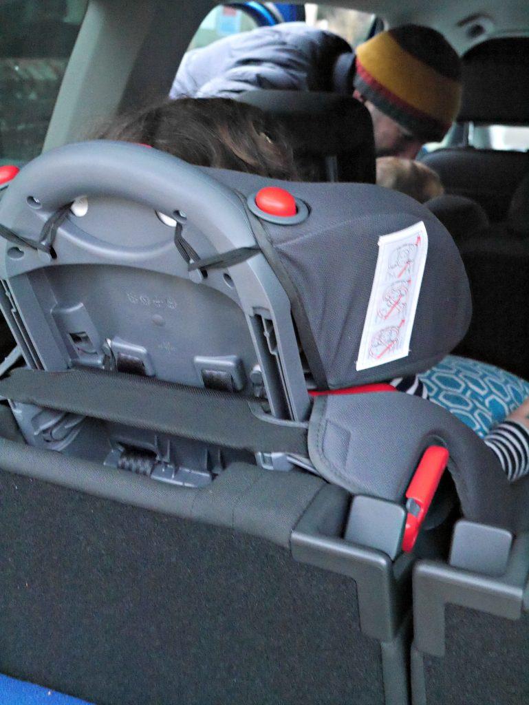 Graco Nautilus Elite review - 3-in-1 convertible car seat