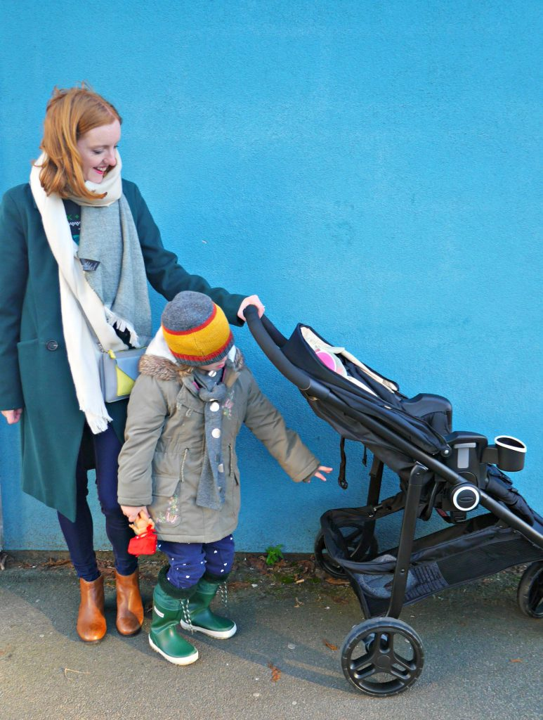 Graco Modes 3 Lite Trio review - three-in-one stroller buggy with car seat and carry cot
