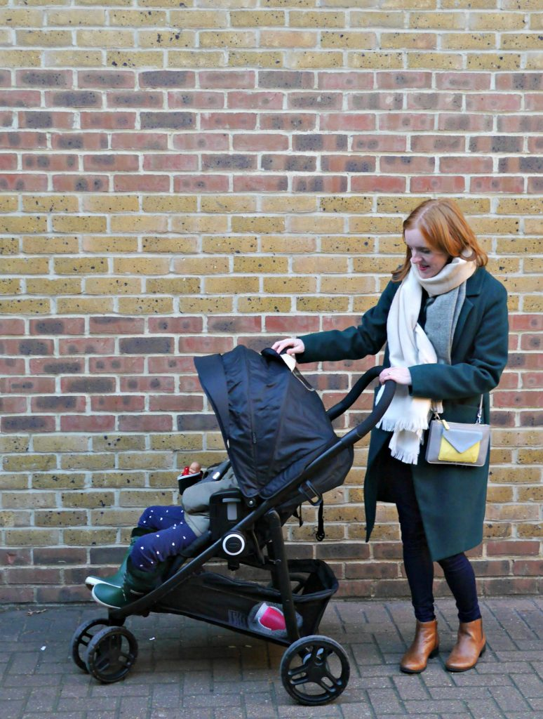 Review of the Graco buggy the Modes 3 Lite Trio travel system