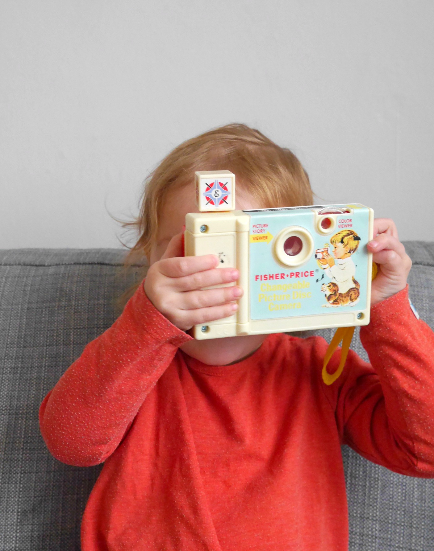 Fantasy parenting inventions - and Fisher Price retro cameras