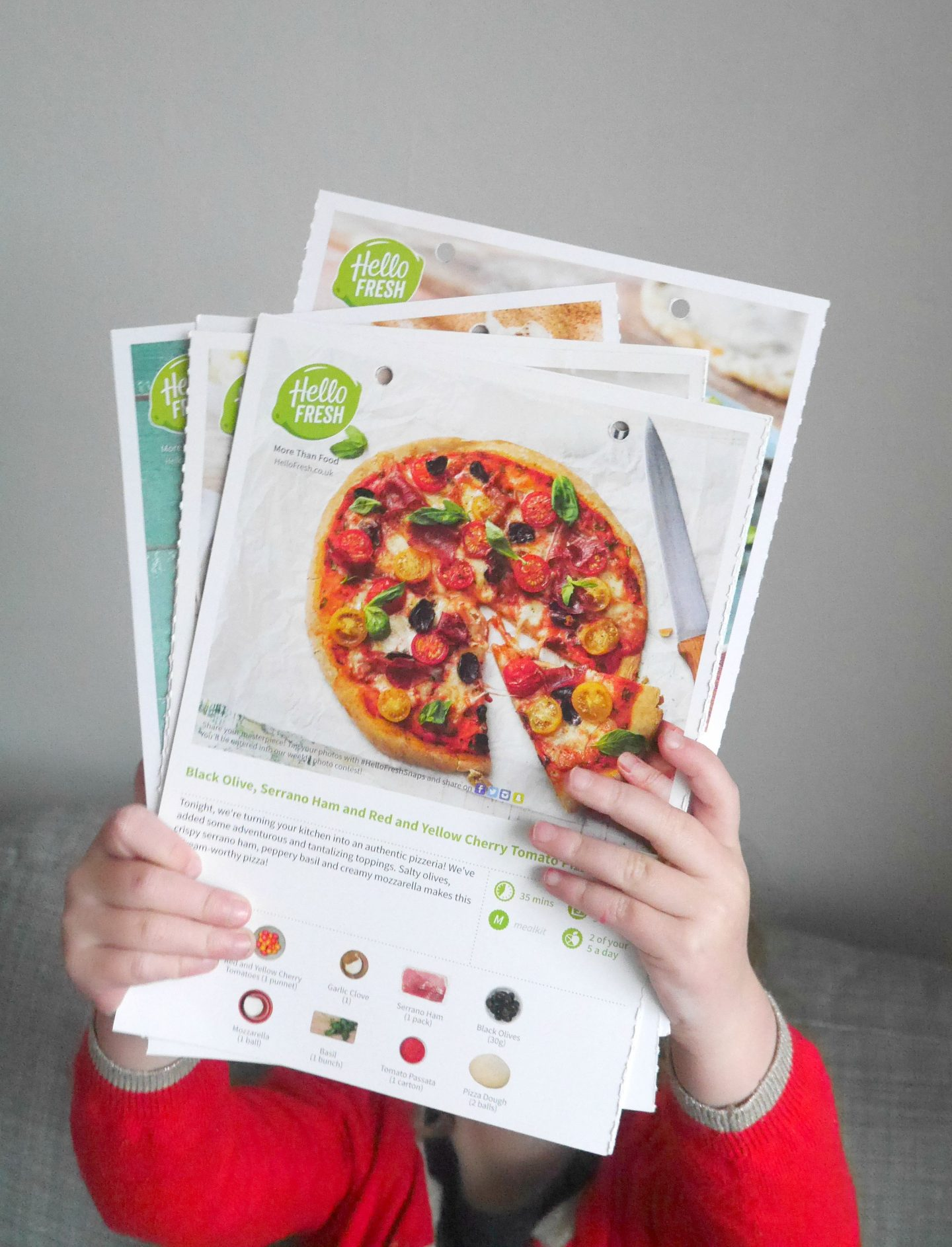 HelloFresh and the Dinner Time challenge