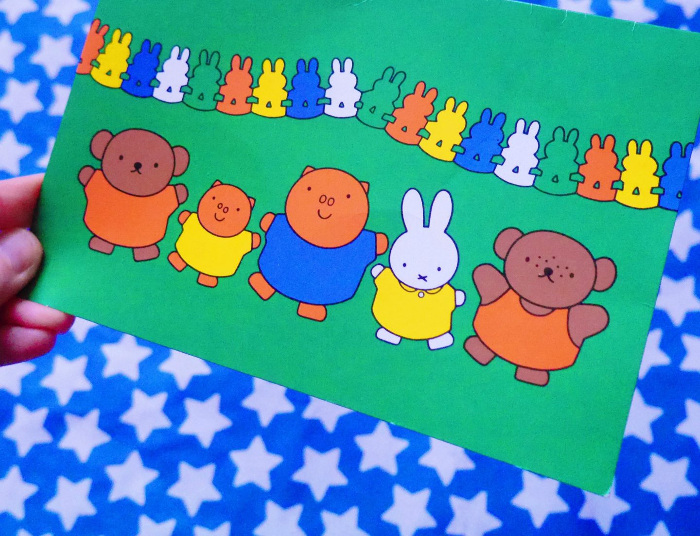 Thanks for the Miffy memories