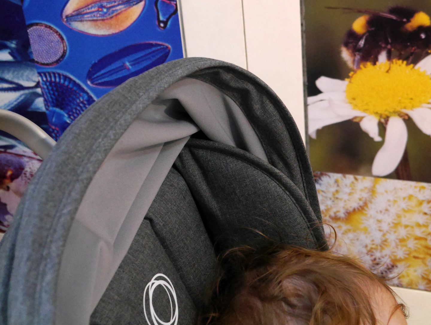 New Bugaboo Bee five review- brand new Bugaboo pram and why it's so good for use in cities