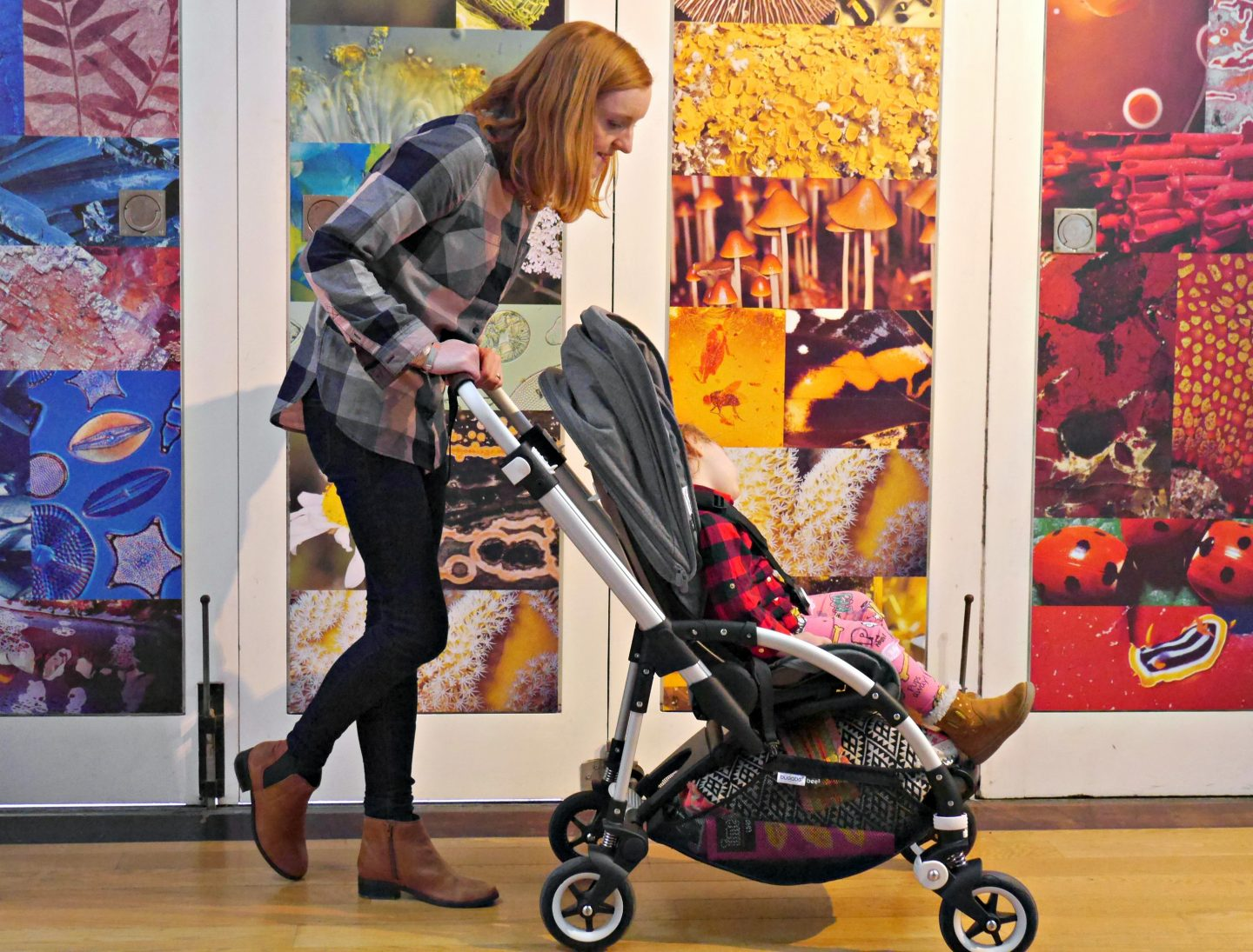New Bugaboo Bee 5 review - new city buggy
