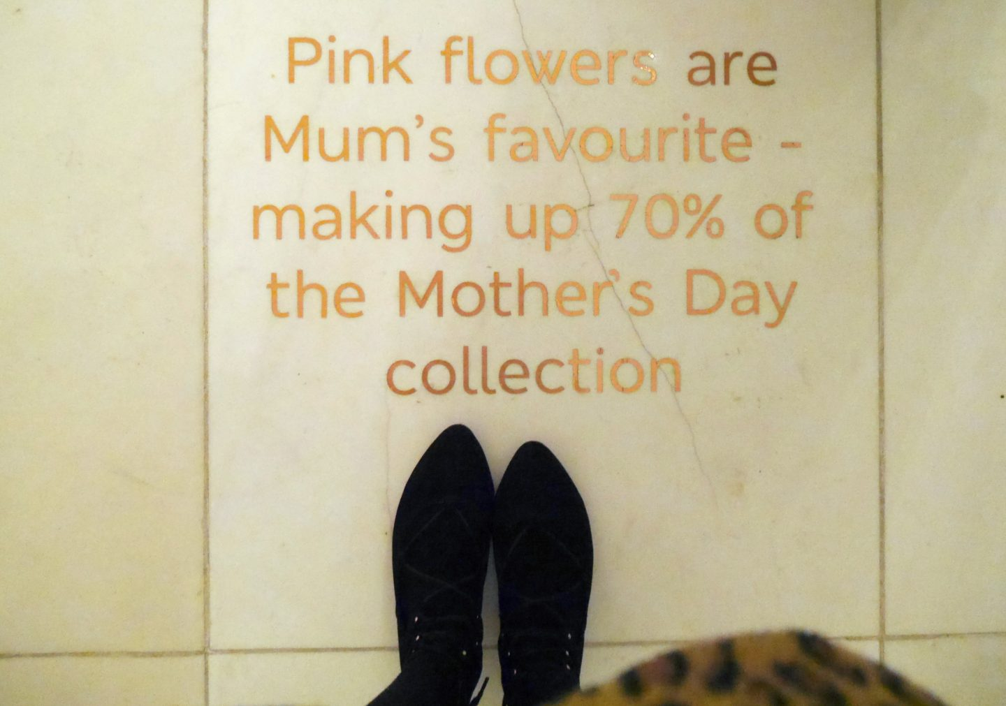 Mother's Day flower facts from M&S