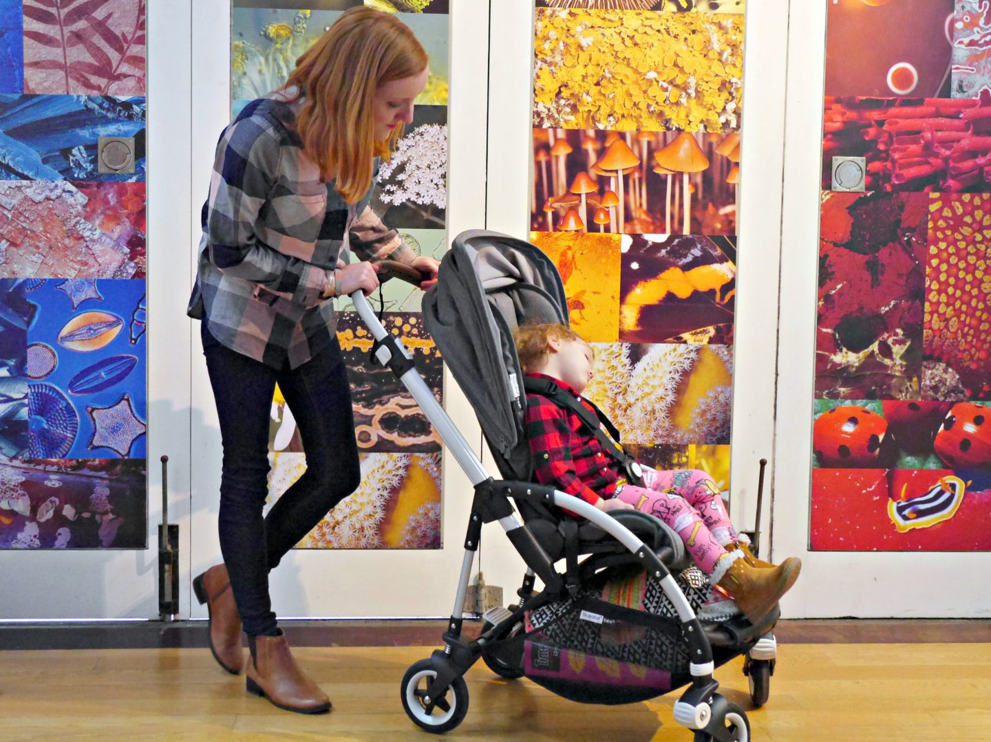 New Bugaboo Bee 5 review - why it's the perfect city pram for London