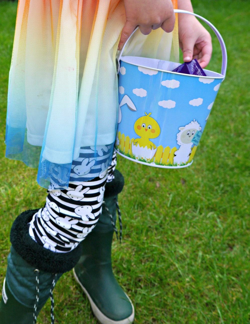 Cadbury's Easter egg hunt - five steps to create your own hunt