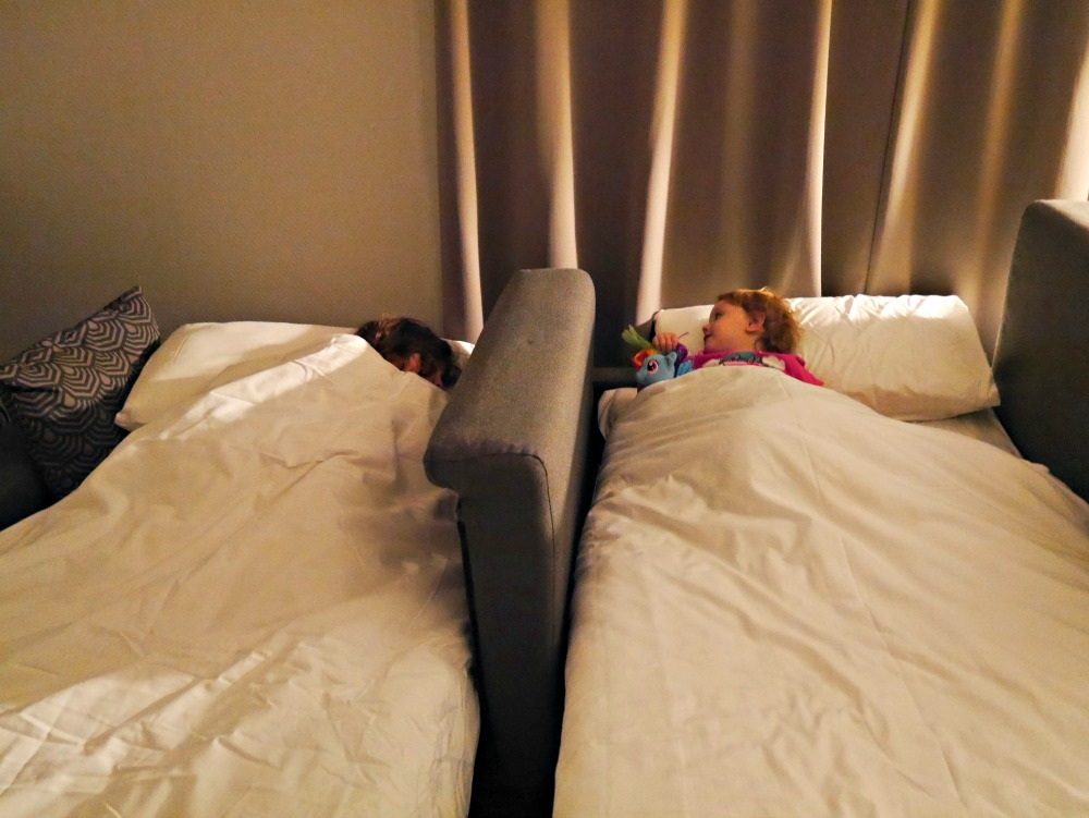 Citadine Trafalgar Square - how to spend 24 hours in London with children