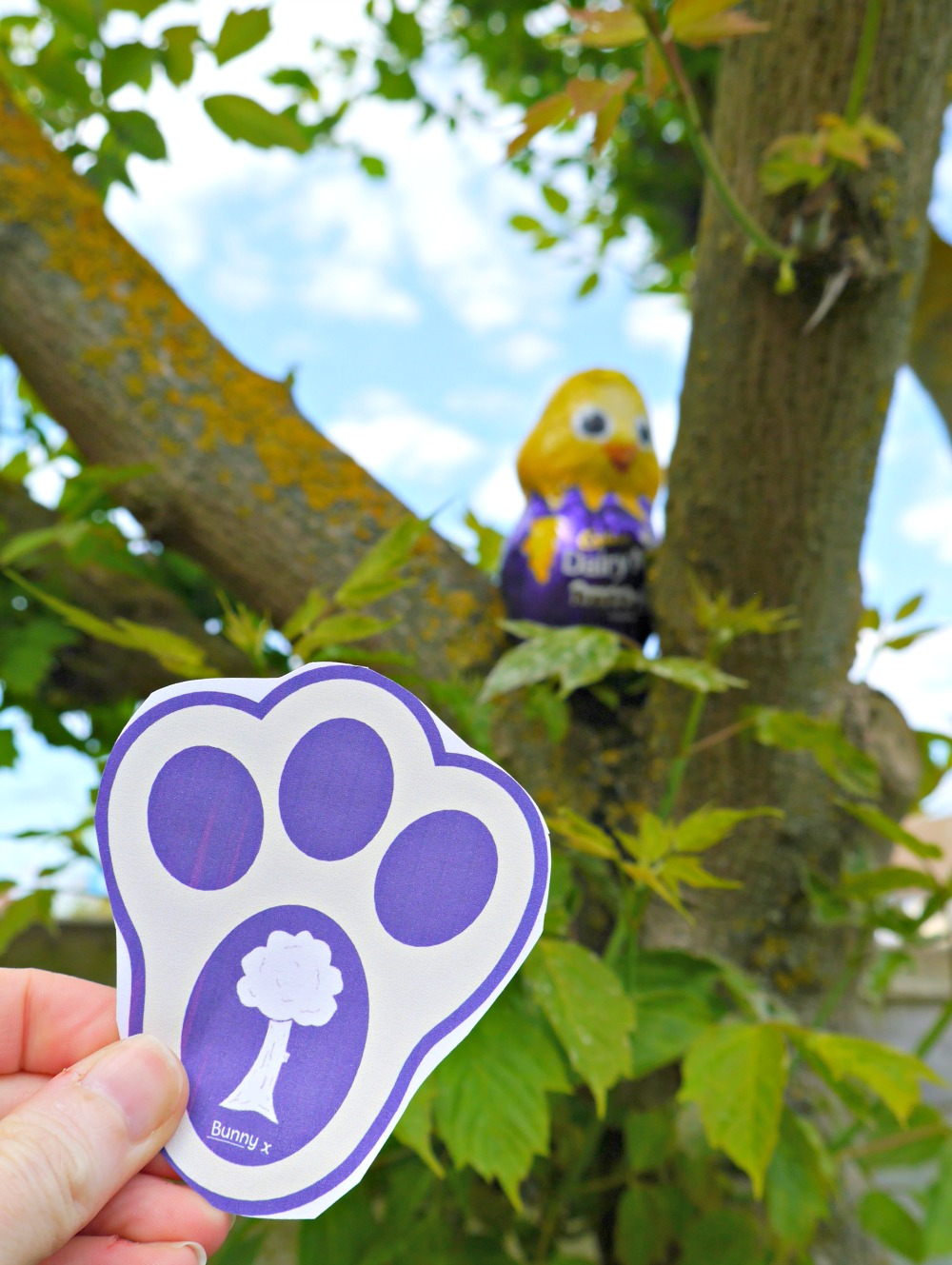Easter egg hunt - how to create your own hunt and create your own clues