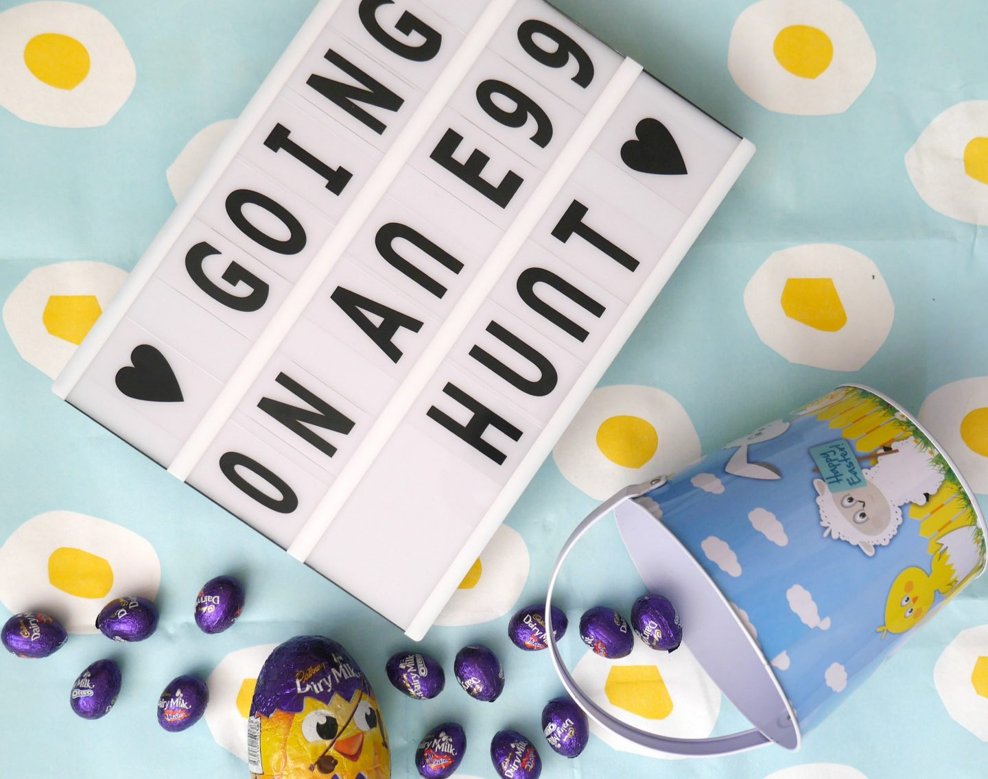 Going on an egg hunt - five steps to creating the perfect Easter egg hunt