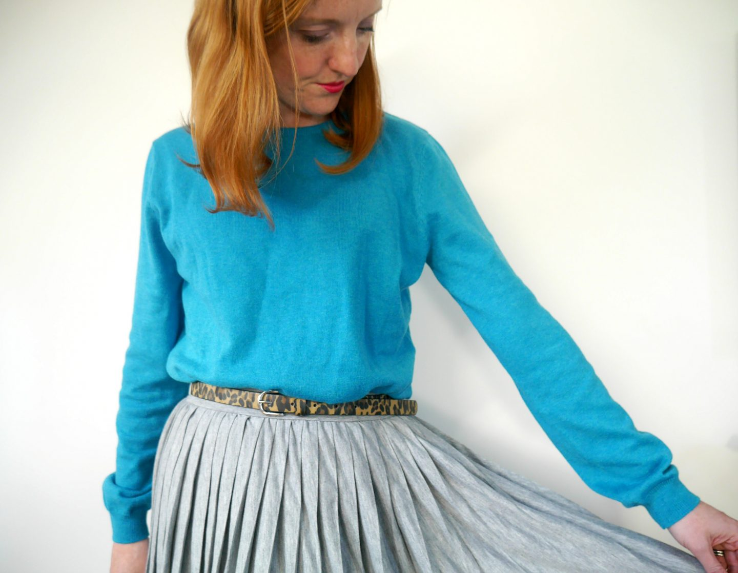 Colourful cheap cashmere jumpers from Woolover