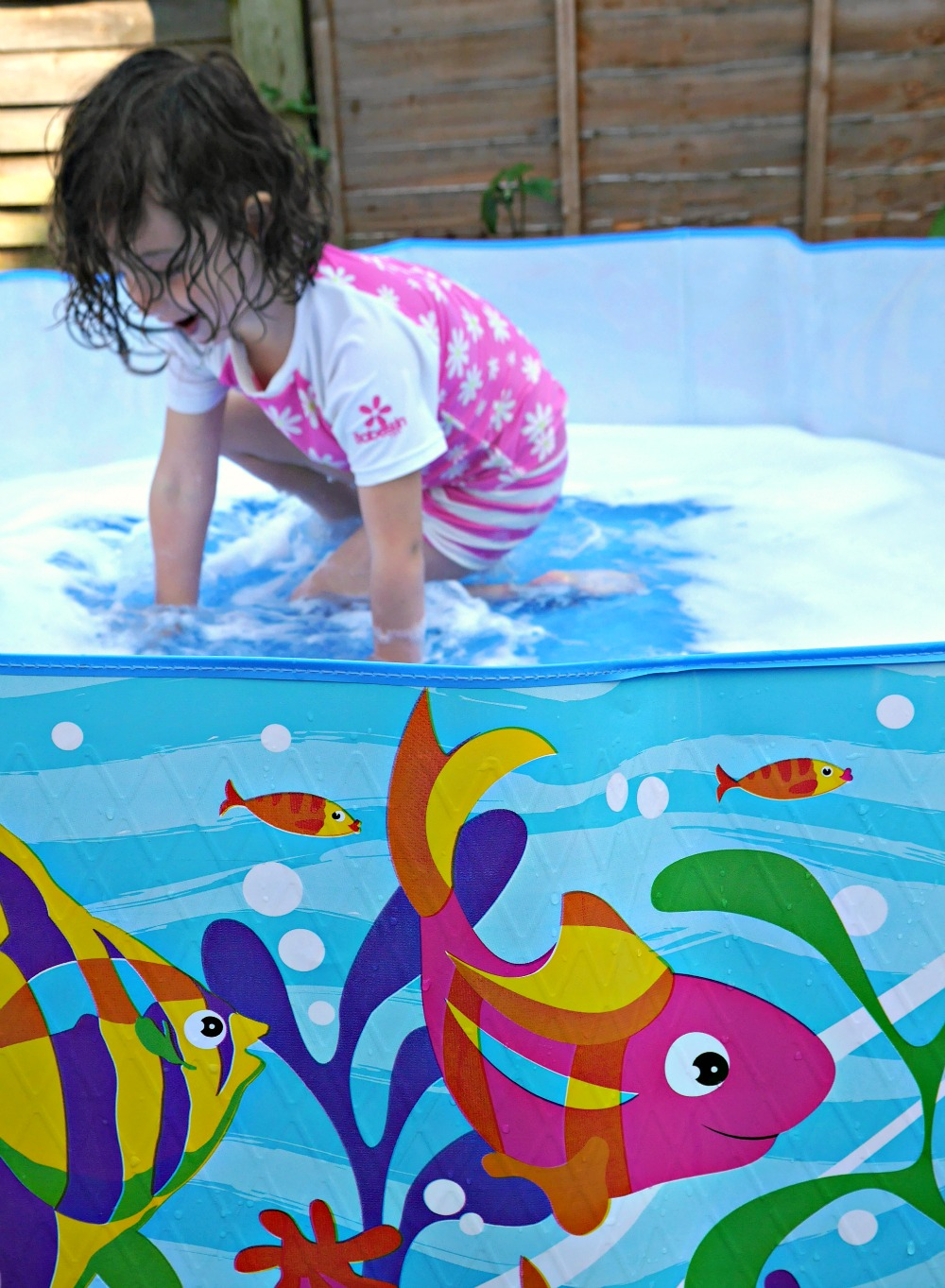 Amazon paddling pool from the #NowItsSummer store