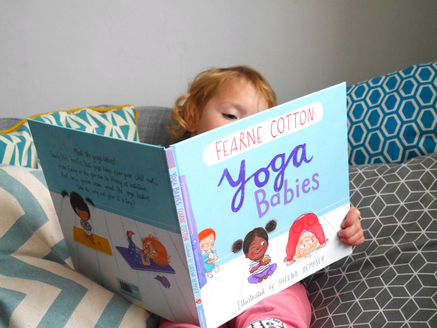 Fearne Cotton Yoga Babies book review