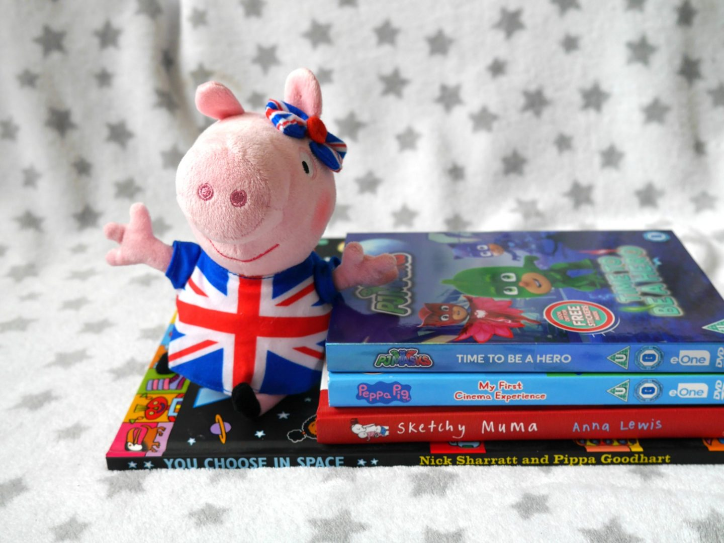 5 things we've read and watched this week - from Peppa Pig through to PJ Masks