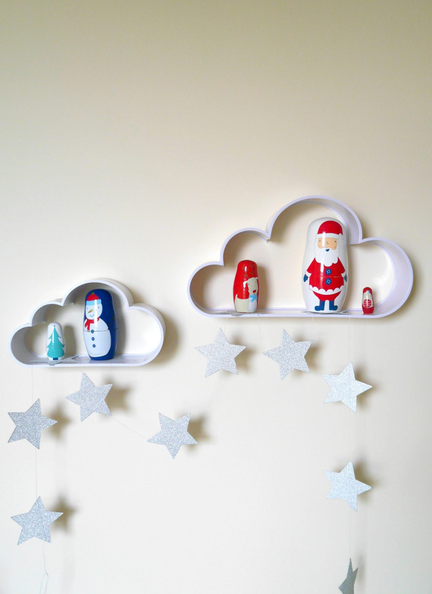 Great Little Trading Company Christmas stacking cups