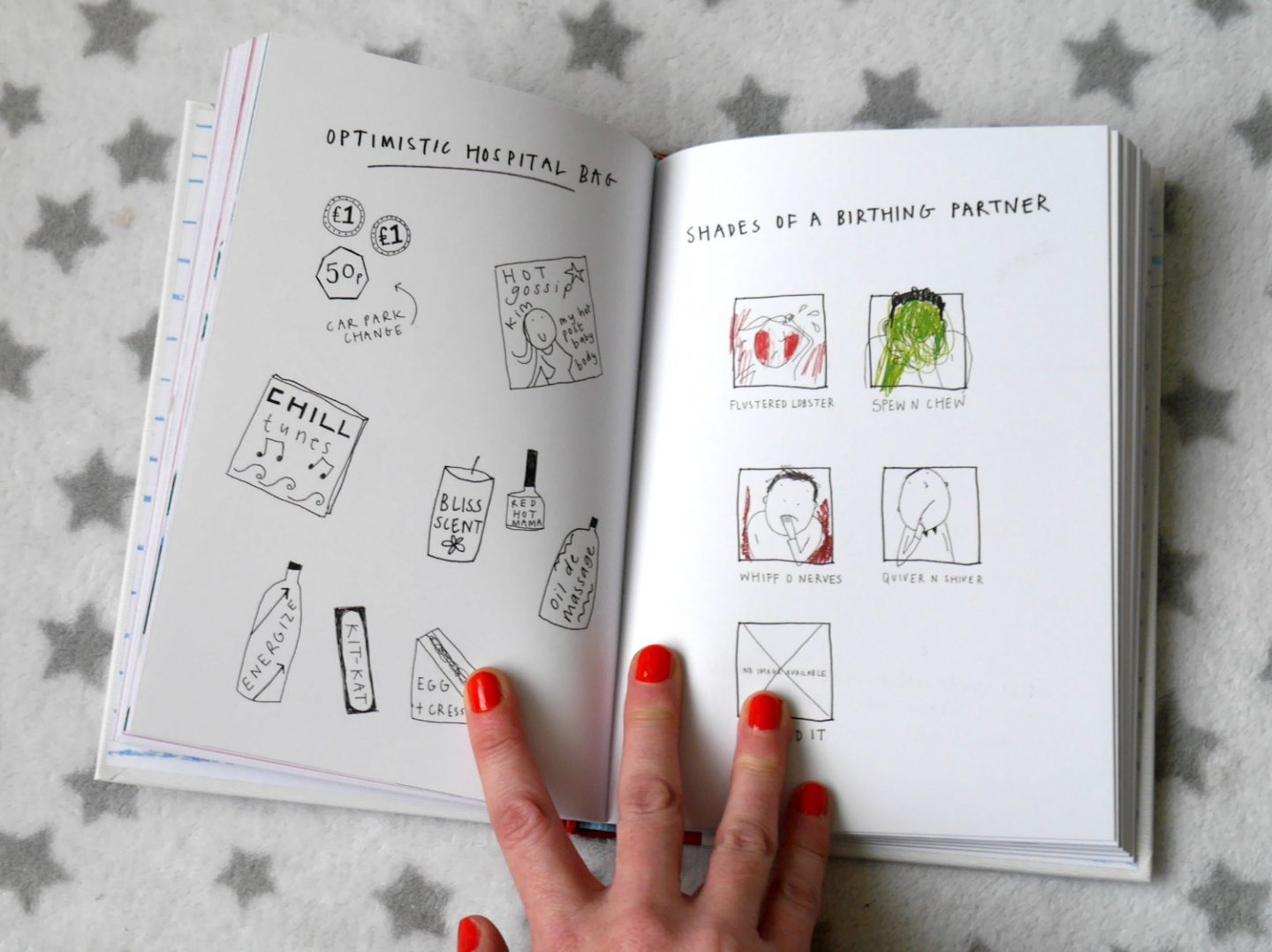Sketchy Muma book review