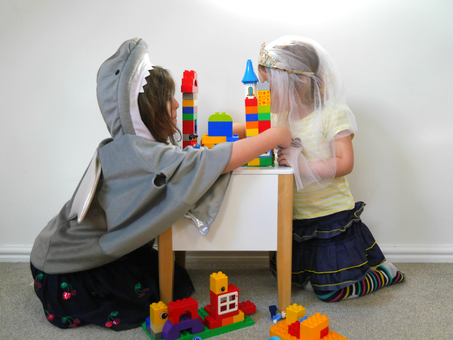 Making a DIY Lego table from the GLTC potter stool