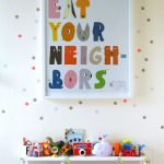 How to make DIY wall stickers for children's rooms