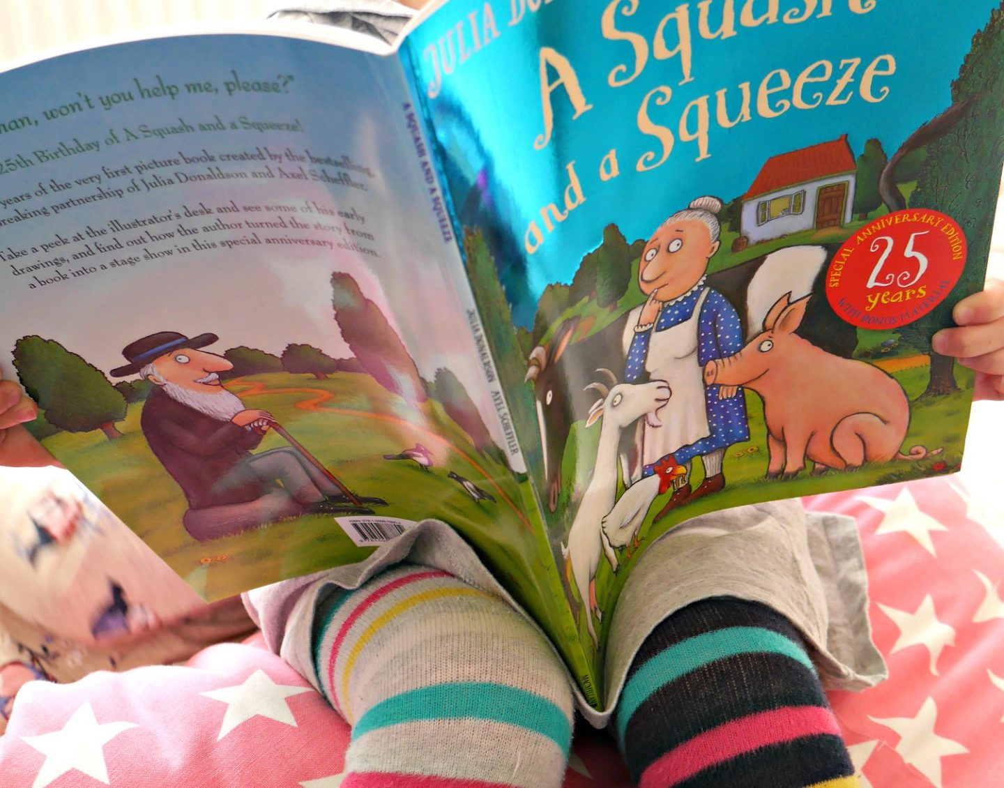 Julia Donaldson - Squash and a squeeze