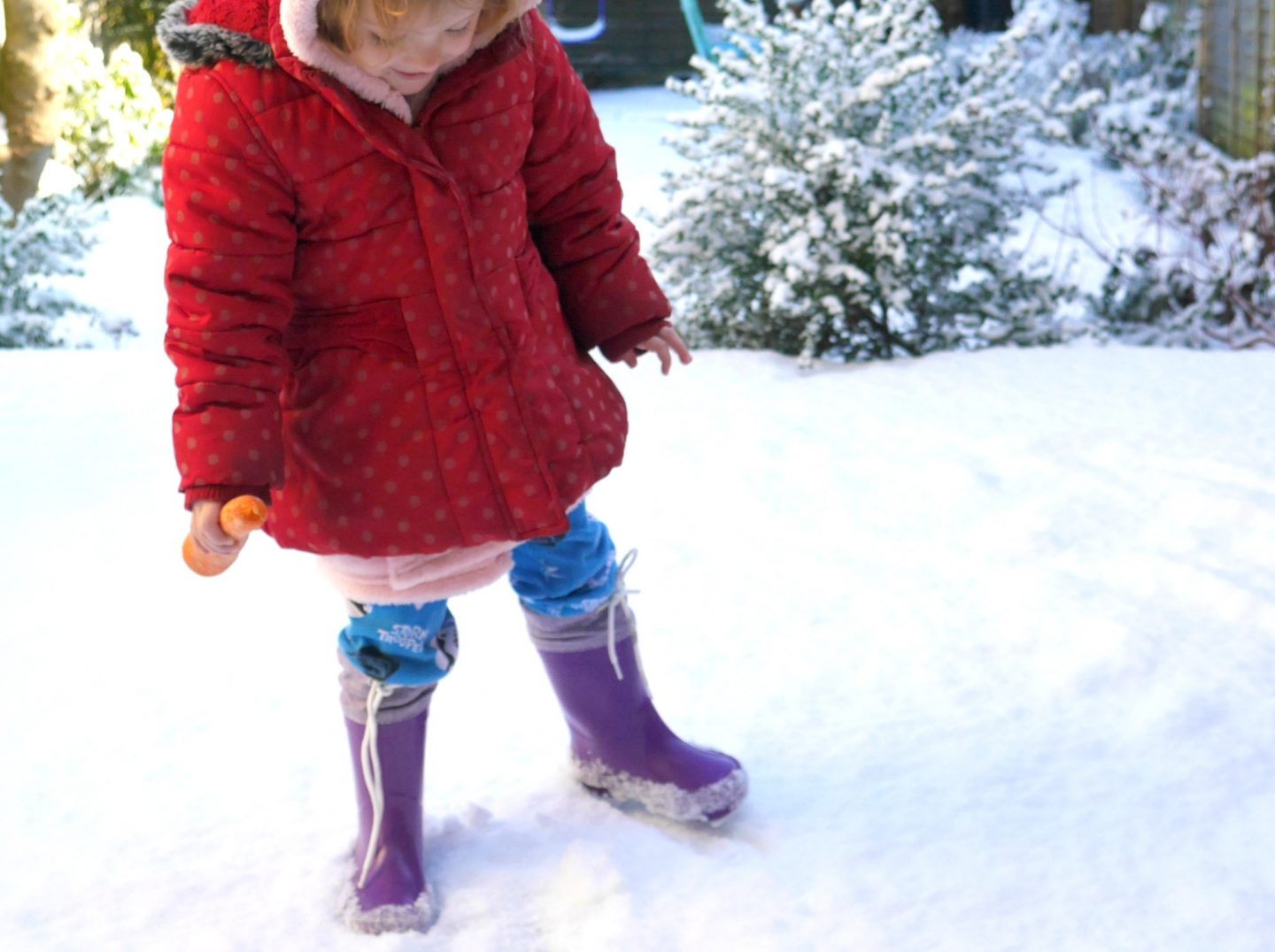 Cold hard truths about parenting on snow days