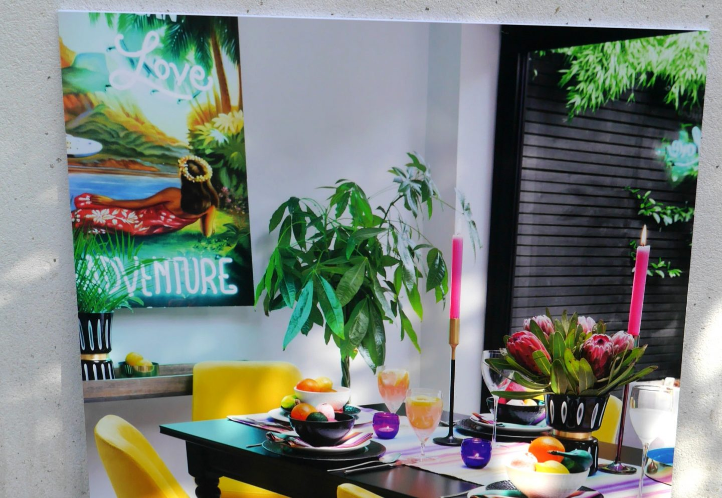 Home styling tips for spring with Amara