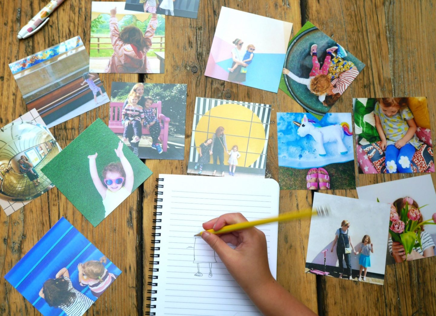 Snapfish review and discount code - personalised notebooks
