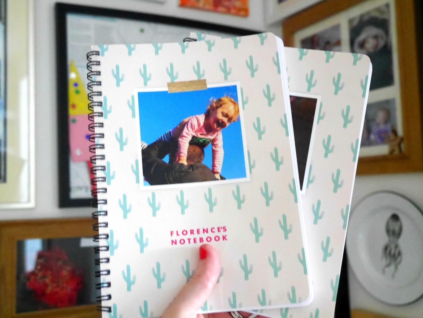 Snapfish review - personalised notebooks