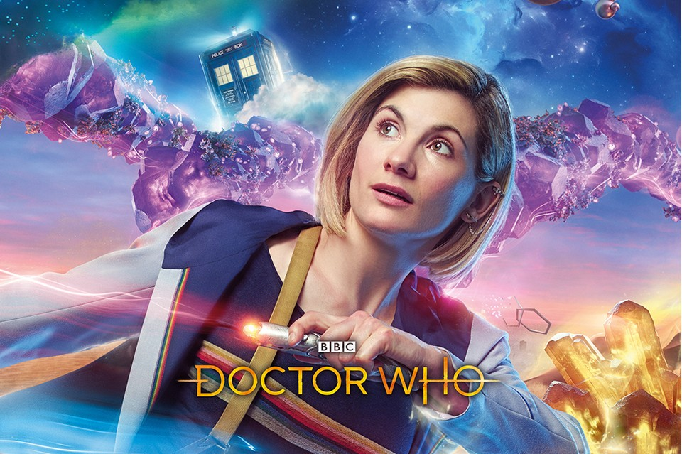 Dr Who - Jodie whittacker - why it's so good for girls
