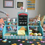 GLTC Star Beans Coffee Shop Review - And An Ode To Wooden Toys