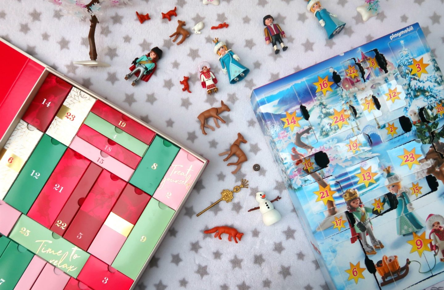 Are expensive advent calendars worth the money? We review the Playmobil advent calendar and M&S beauty advent calendars