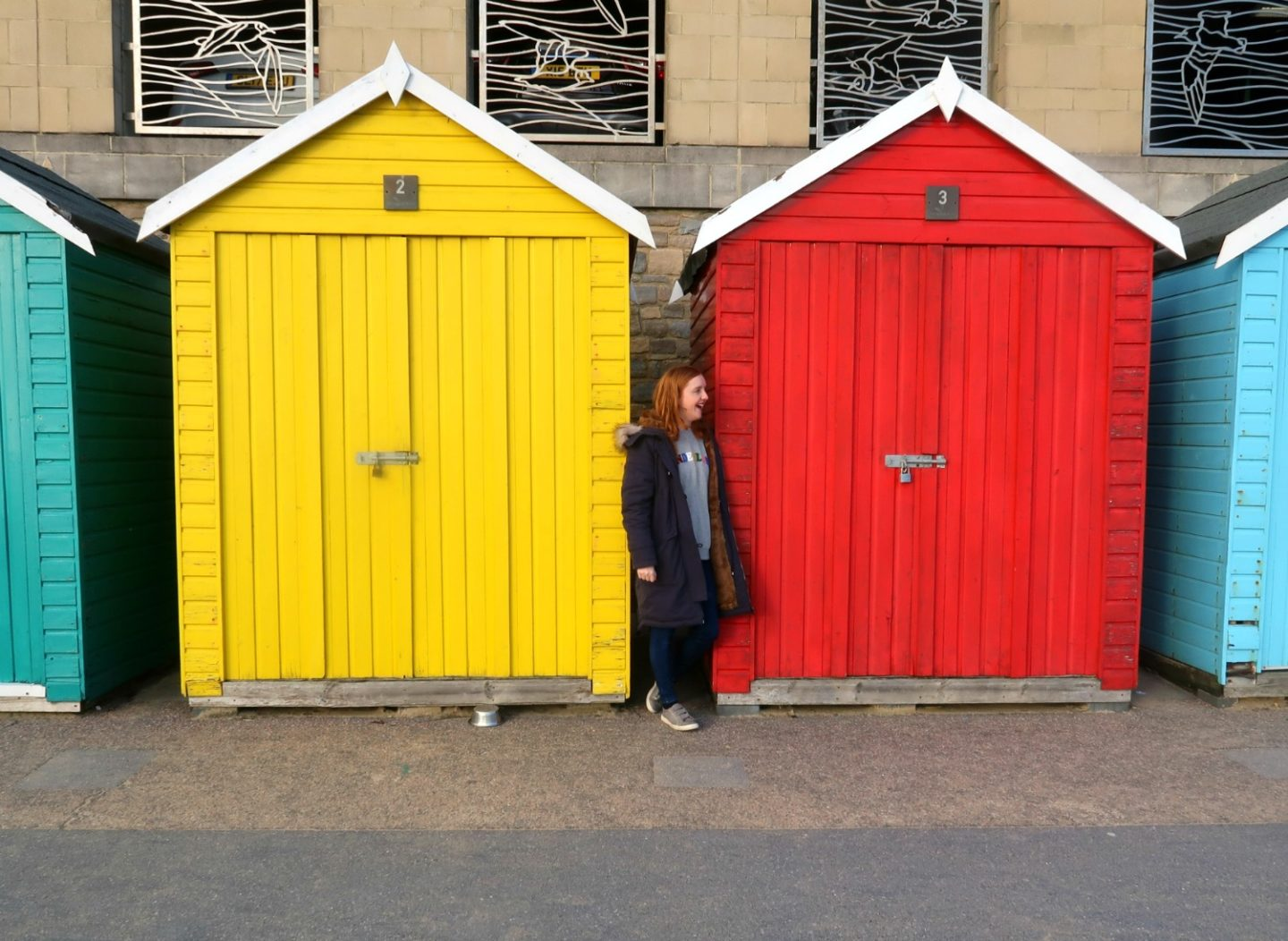 Colourful beach huts at Bournemouth Beach - and five new things to do this year