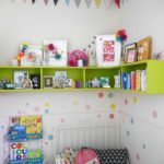 A colourful kids room, and a mini room tour