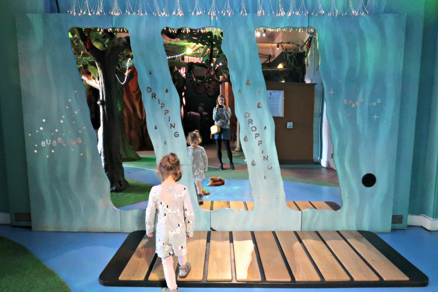 The Discover Children's Play Centre in Stratford, London
