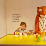 Tea with the Tiger at the Discover Children's Story Centre