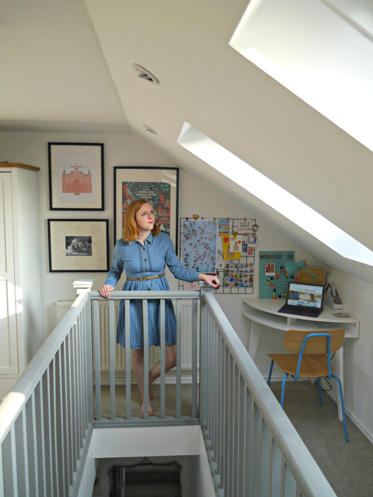 Loft conversion ideas - tips for a VELUX loft conversion in a London Victorian terrace house including the loft conversion cost