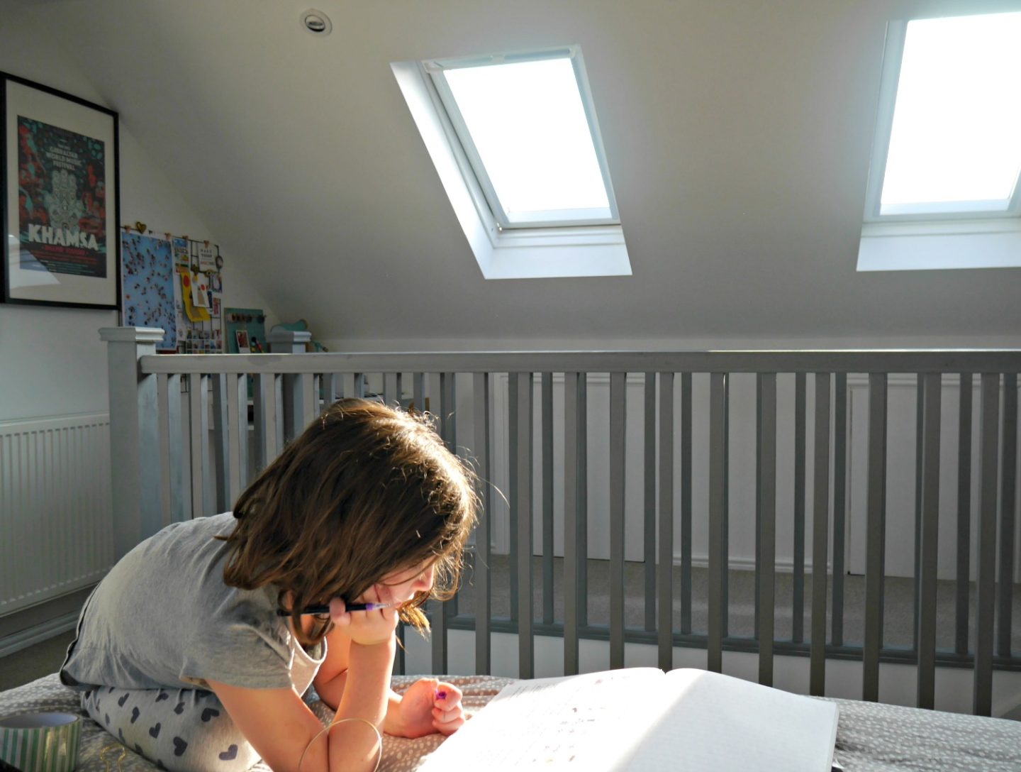 VELUX Loft conversion ideas for a Victorian terrace house in London - tips for having a loft conversion or attic extension