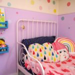Five ways to add colour to your family home