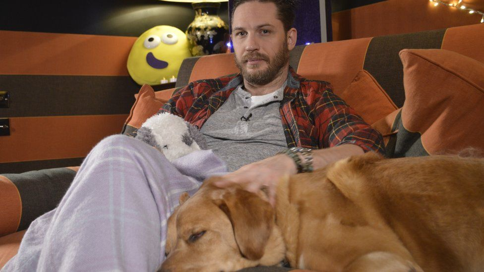 Tom Hardy - CBeebies Bedtime Stories - Children's TV programmes adults secretly love