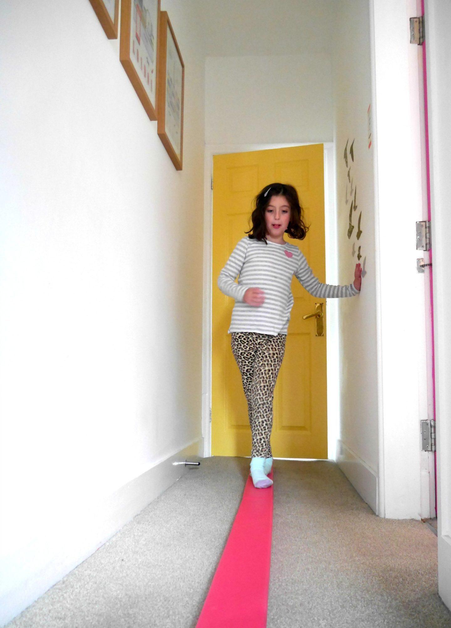 Yellow painted doors - creative family homes