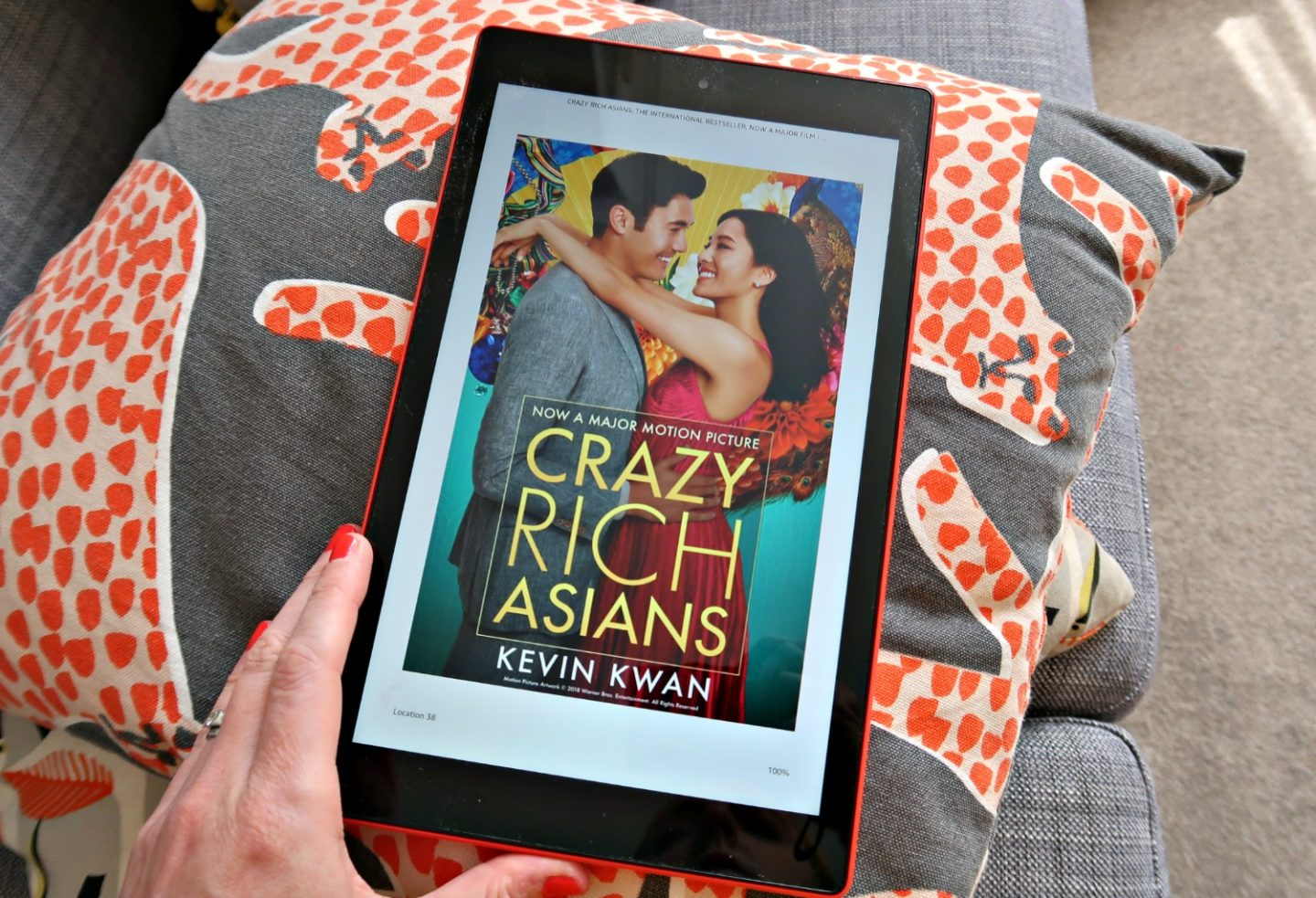 Crazy Rich Asians review - book by Kevin Kwan