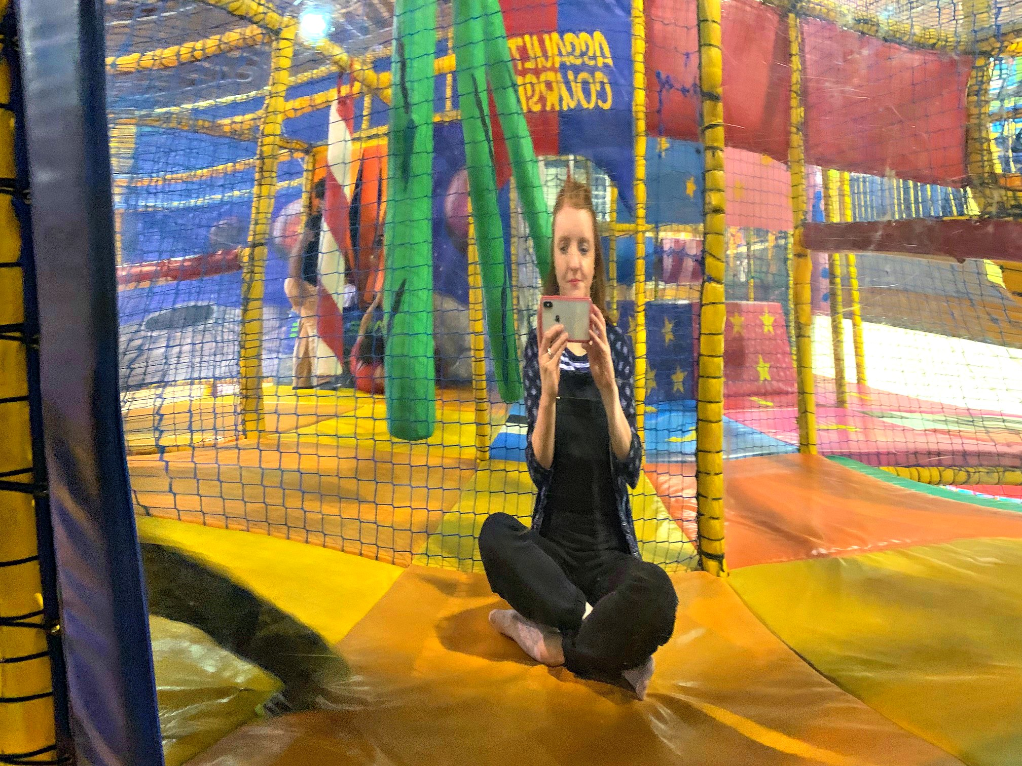 Soft play - 12 things that would make it a million times better for parents