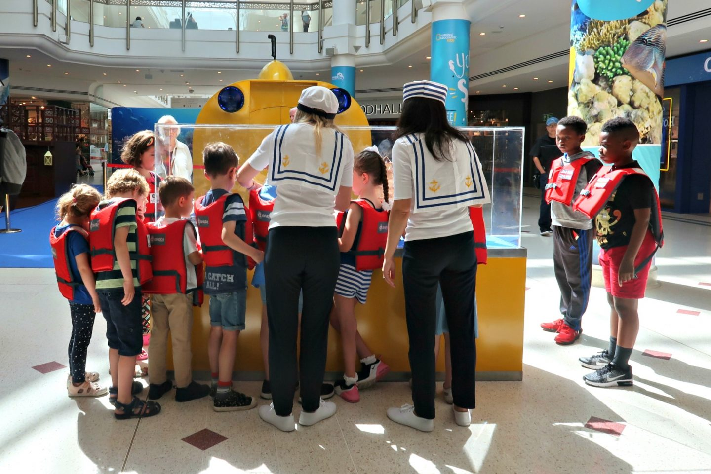 You me and the sea free event at The Glades Bromley