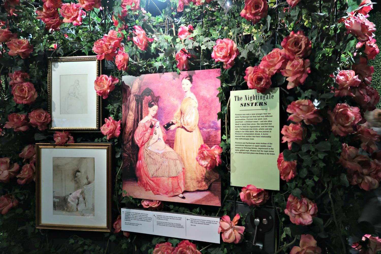 Florence Nightingale museum sisters
