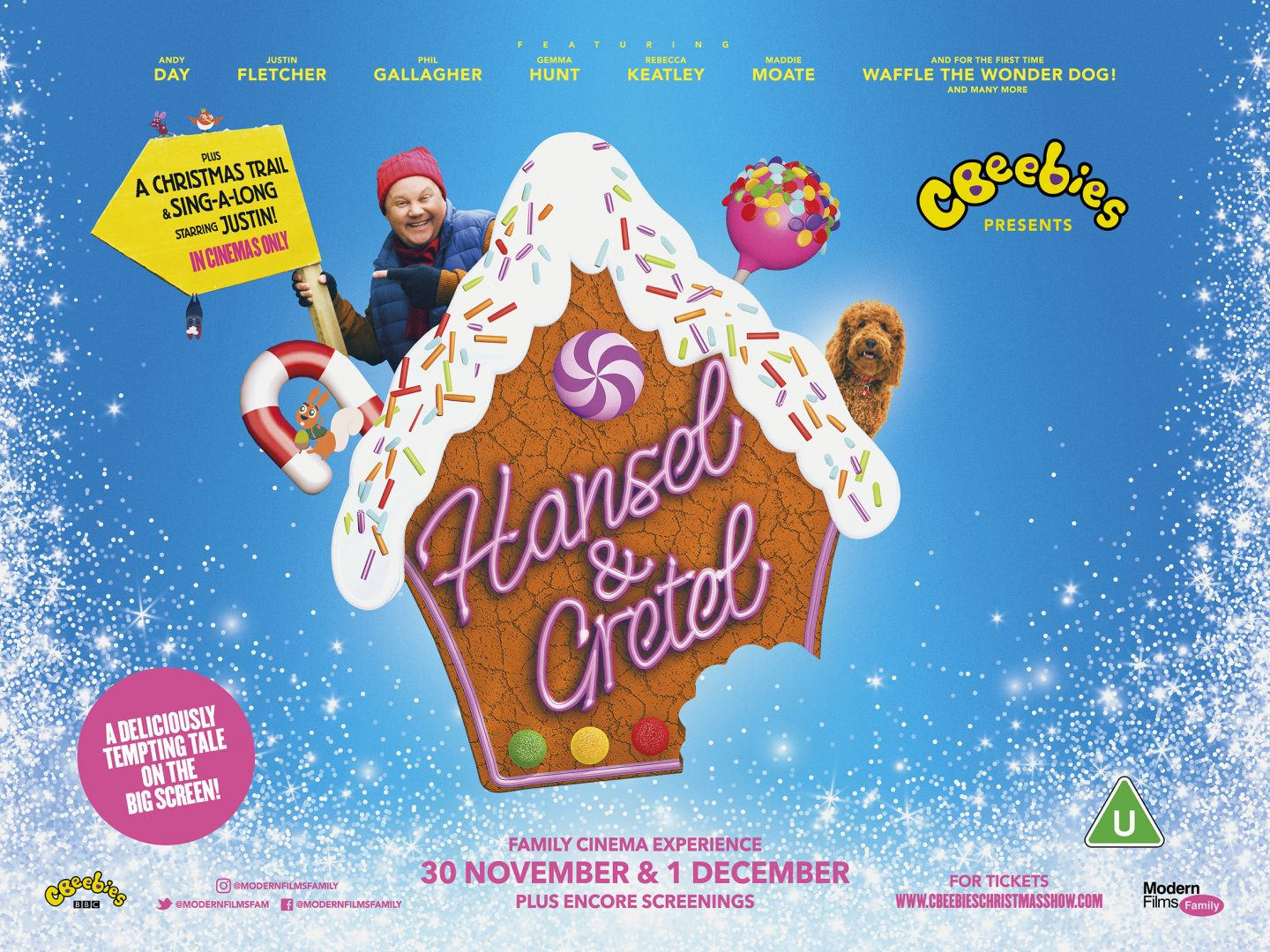 CBeebies Hansel and Gretel