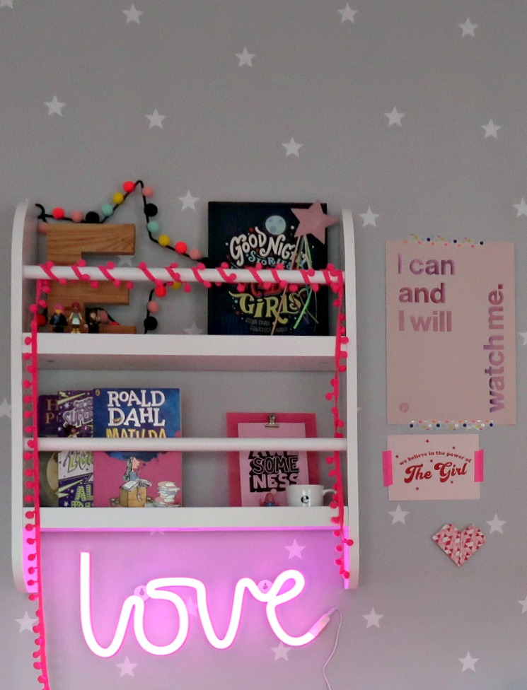 Childrens book storage - Greenaway kids bookcases from Great Little Trading Company