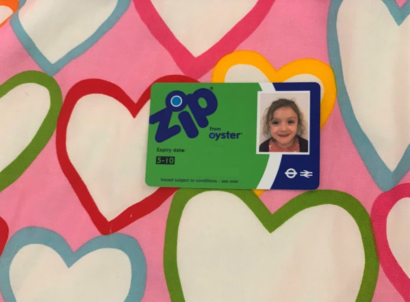 how to get a zip travel card - free London travel for children