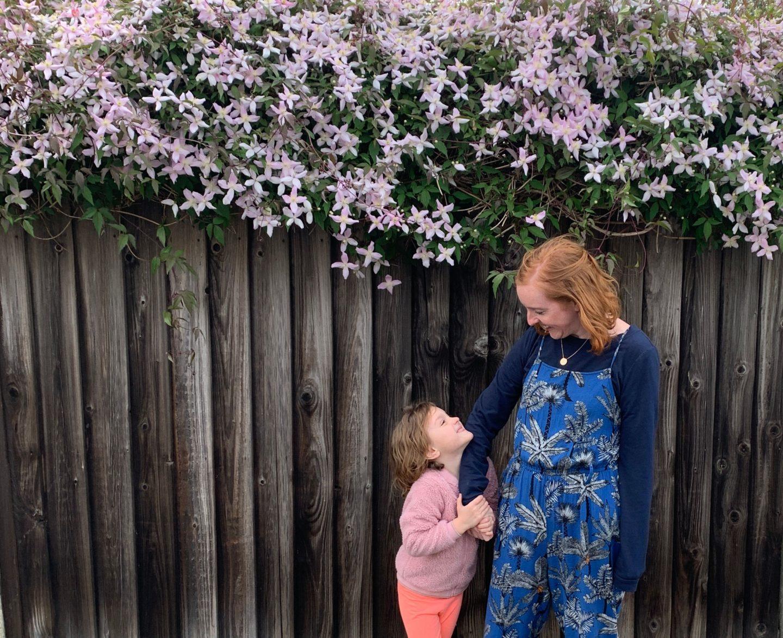 pandemic parenting - lockdownwalks