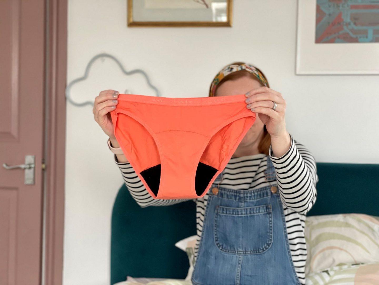 Period pants review - I try modibodi period underwear