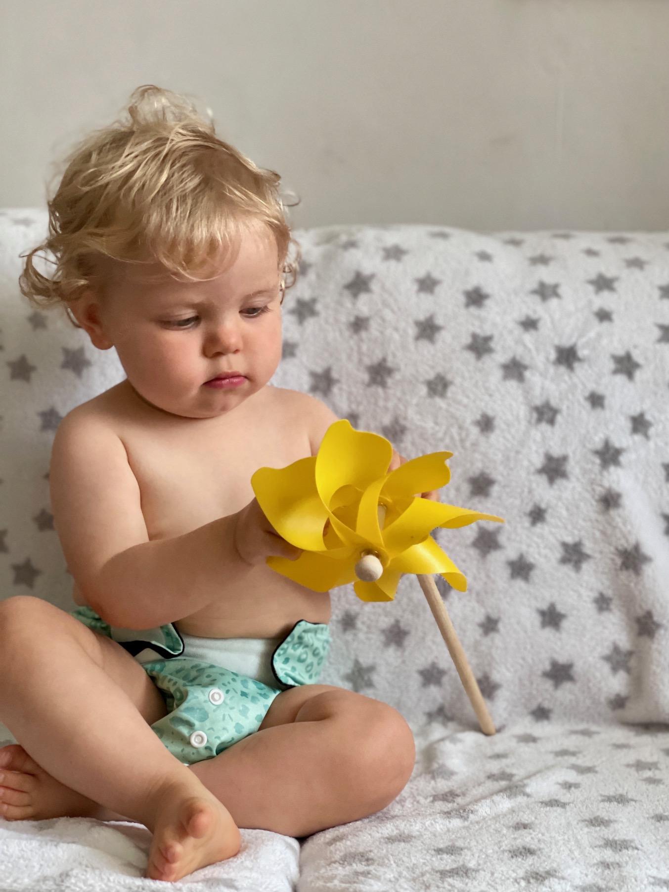 ModiBodi reusable diapers - environmentally friendly nappies