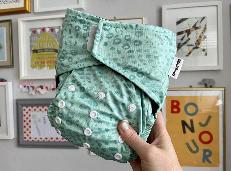 ModiBodi reusable nappy - new cloth diaper from ModiBodi